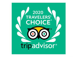 Trip Advisor 2020 Travellers' Choice
